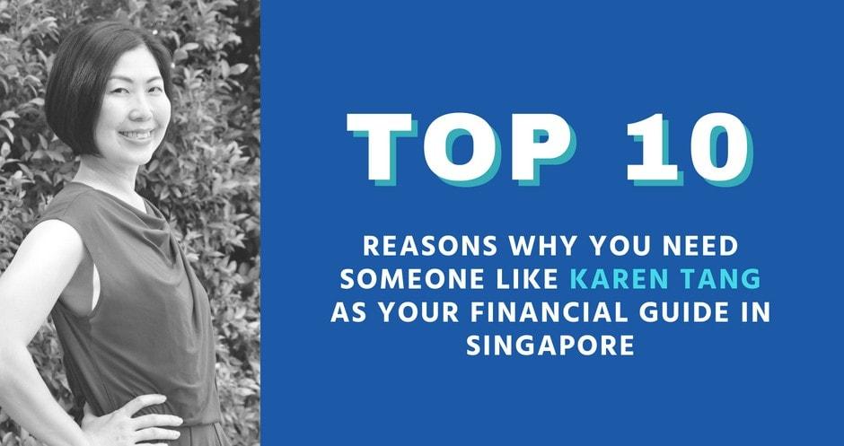 Financial Guide in Singapore Karen Tang