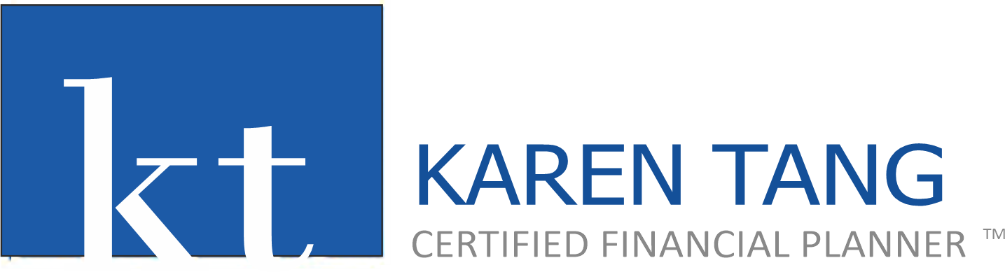 Karen Tang Financial Planner in Singapore Website's Homepage Logo
