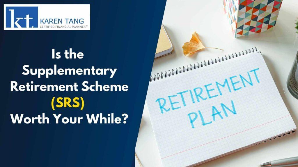 Supplementary Retirement Scheme Singapore
