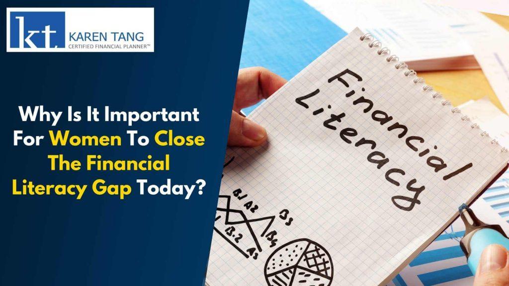 Women Financial Literacy Gap in Singapore